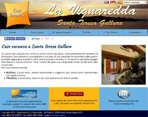 Abbiamo la possibilità di ospitarti anche nei nostri appartamenti del residence La Vignaredda - Clicca quì e guarda le nostre proposte!